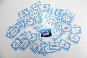 Foto 6 200 Spielkarten mit Foto- & Malaufgaben, Geburtstagsparty, Runder Geburtstag