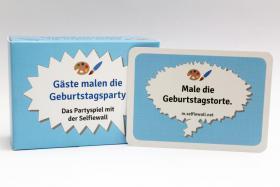 Foto 7 200 Spielkarten mit Foto- & Malaufgaben, Geburtstagsparty, Runder Geburtstag