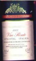 2003 Vino Rosato Etschtal