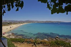 Strand Agios Prokopios: 300m