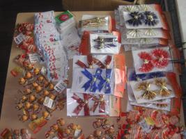 Foto 2 208 Teile Weihnachtsartikel NEU
