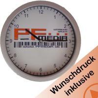 20cm Wanduhr mit Ihrem Foto oder Logo