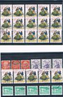 Foto 8 21 Kleine Briefmarkensets .
