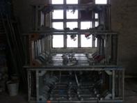 Foto 2 210 m² gebrauchtes Gerüst Layher Blitz 70.