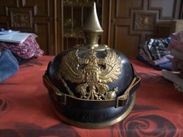 (22.5.19) Privatsammler sucht  alles aus Eisen, Kupfer, Zink, Zinn etc. aus der Zeit von 1920-1945