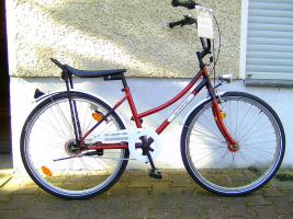 24er Kinder / Jugendrad-Cruiser-Einzelstück