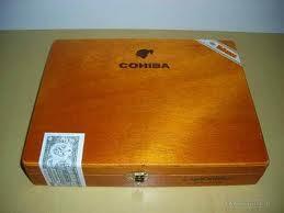 25 Cohiba Esplendidos in Holzkiste aus KUBA