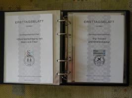 Foto 4 258 ETB-Bund + 65 ETB-Berlin (Nrn.siehe Text) im neuwertigen Zustand / TOP