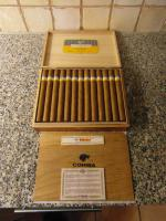 25er Holzkiste Cohibas Espléndidos Zigarren aus Havanna/Cuba mit Siegel