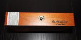 Foto 2 25x COHIBA Esplendidos Habanos Zigarren in Holzkiste *NEU*