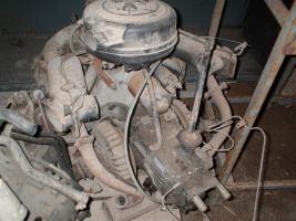 2CV6 79-90 Komplette Motor-Getriebe-Einheit