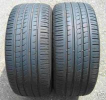 2 * 225/50 R17 Pirelli  P Zero Rosso Reifen 225-50-17 98W