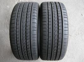 2 * 225/50 R17 Pirelli  P Zero Rosso Reifen 225-50-17 98Y PZero