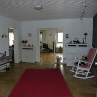Foto 7 2 - 3 Familienhaus in Bad Mergentheim, Blick über Bad MGH, zentrumsnah, Sonnenlage mit Urlaubscharme