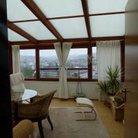 Foto 10 2 - 3 Familienhaus in Bad Mergentheim, Blick über Bad MGH, zentrumsnah, Sonnenlage mit Urlaubscharme