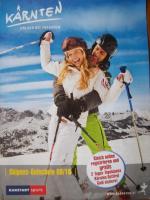 2x 2-Tages-Topskipass Skipass für Kärnten-Osttirol im Wert von je 77.- EUR