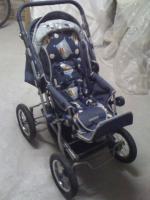 Foto 2 3 in 1 Kinderwagen, Kinderbett, Toilettenaufsatz