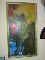3 Gemälde Unikate
