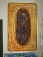 Foto 2 3 Gemälde Unikate