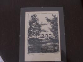 Foto 3 3 Lithographien von P. Oblak