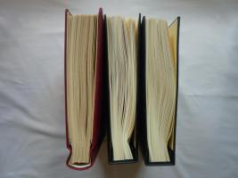 Foto 2 3 VD-Alben, DDR, 1949 -1990, Top, ab 1966 mit postfr. Sammlung