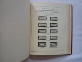 Foto 6 3 VD-Alben, DDR, 1949 -1990, Top, ab 1966 mit postfr. Sammlung