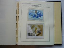 Foto 11 3 VD-Alben, DDR, 1949 -1990, Top, ab 1966 mit postfr. Sammlung