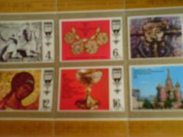 3 kleine Briefmarkenalben