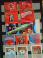 Foto 3 3 kleine Briefmarkenalben