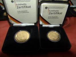 (31.5.19) Suche noch mir fehlende Gold- und Silbermünzen in Eurowährung der BRD