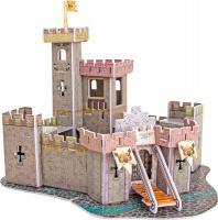 3D Puzzle Burg Mittelalter, ab 3 Jahre, für nur 5,54 €, NEU