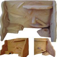 3D Terrarium Rückwand verschiedene Größen trotzdem nur 1 Preis