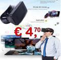 3D VR Glasses Virtual Reality  nur € 4,70