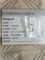 Foto 3 3,72 ct -TOP , SUPER MORGANIT - PINK SMARAGD ***mit dt. ZERTIFIKAT