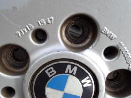 Foto 2 3er BMW >4 x Alufelgen mit Reifen