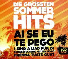 3er CD Box - Sommer Hits