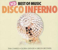 3er CDs - The Best Of Music - Disco Inferno