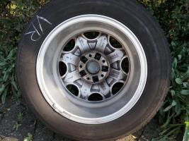 4 Alufelgen für Mercedes Benz C-Klasse 180