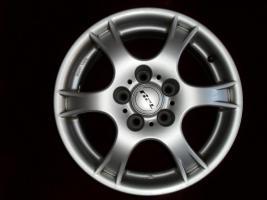 4 Alufelgen Opel Astra Caravan