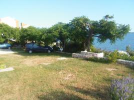 Foto 4 4 Ferienwohnungen direkt am Meer in Norddalmatien Ferienhaus bis zu 18 Personen