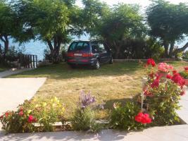 Foto 6 4 Ferienwohnungen direkt am Meer in Norddalmatien Ferienhaus bis zu 18 Personen