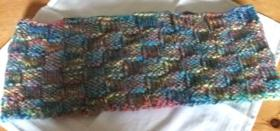 Foto 2 4 Loop-Schals für Kinder, selbst gestrickt bzw. gehäkelt, je 5 €