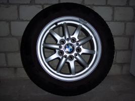 4 ORIGINAL-Felgen von BMW für E36 205/60 R15 91H