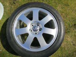Foto 2 4 Stück Volkswagen Phaeton Alu-Felgen 18 Zoll