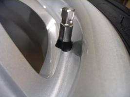 Foto 18 4 gebrauchte Michelin Primacy Pilot Sommerkompletträder SLK Mercedes Benz  incl. 7 Speichen Leichtschmiedefelge 16 Zoll