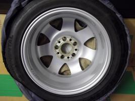 Foto 2 4 gebrauchte SLK Mercedes Benz Leichtschmiedefelgen 16 Zoll ( 7 x 16 ET 34 mm )