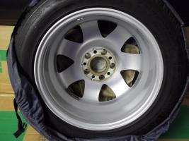 Foto 5 4 gebrauchte SLK Mercedes Benz Leichtschmiedefelgen 16 Zoll ( 7 x 16 ET 34 mm )