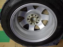 Foto 10 4 gebrauchte SLK Mercedes Benz Leichtschmiedefelgen 16 Zoll ( 7 x 16 ET 34 mm )