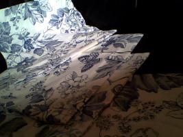 Foto 2 4 handgenähte Kissenbezüge, sehr schön.