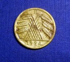 Foto 2 4 mal 50 Rentenpfennig Weimarer Republik